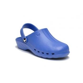 Zueco Modelo Oden color azul