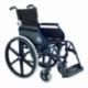 Silla de ruedas manual en acero plegable Breezy 250P respaldo partido - Foto 1