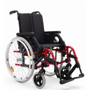 Silla de ruedas manual Modelo Breezy RubiX