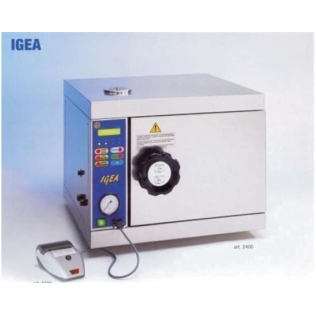 Autoclave modelo Igea