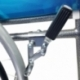 Silla de ruedas | Plegable | Ruedas grandes | Ortopédica | Ligera | Negro | Alcázar | Mobiclinic - Foto 7