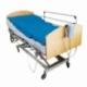 Colchón antiescaras de aire   Con compresor   PVC médico ignífugo   200 x 90 x 7   130 celdas   Azul   Mobi 1   Mobiclinic - Foto 4