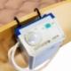 Colchón antiescaras de aire   Con compresor   PVC médico ignífugo   200 x 90 x 7   130 celdas   Azul   Mobi 1   Mobiclinic - Foto 5