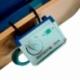 Colchón antiescaras de aire | Con compresor | Nylon y PVC | 200 x 86 x 9.5 | 20 celdas | Azul | Mobi 2 | Mobiclinic - Foto 5