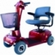 Scooter eléctrico para minusválidos | Asiento giratorio y plegable | Auton. 34 km | 12V | Burdeos | Piscis | Mobiclinic - Foto 1