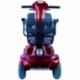 Scooter eléctrico para minusválidos | Asiento giratorio y plegable | Auton. 34 km | 12V | Burdeos | Piscis | Mobiclinic - Foto 2