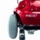 Scooter eléctrico para minusválidos | Asiento giratorio y plegable | Auton. 34 km | 12V | Burdeos | Piscis | Mobiclinic - Foto 5