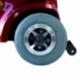 Scooter eléctrico para minusválidos | Asiento giratorio y plegable | Auton. 34 km | 12V | Burdeos | Piscis | Mobiclinic - Foto 6