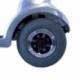 Scooter eléctrico 4 ruedas para minusválidos | Asiento giratorio y plegable | Auton. 34 km | 12V | Gris | Piscis | Mobiclinic - Foto 6