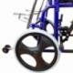 Silla de ruedas | Plegable | Frenos en manetas | Negra | Esfinge | Mobiclinic - Foto 6