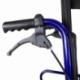 Silla de ruedas | Plegable | Frenos en manetas | Negra | Esfinge | Mobiclinic - Foto 9