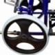 Silla de ruedas | Plegable | Frenos en manetas | Negra | Esfinge | Mobiclinic - Foto 12