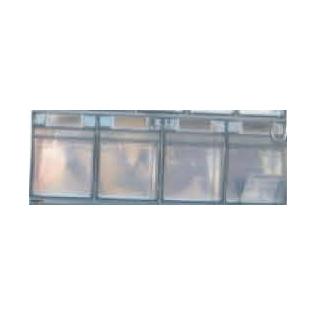 Dispensador transparente   4 cajetines basculantes   Mobiclinic