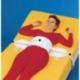 Cinturón magnético Segufix | Sujeción abdominal | Color blanco - Foto 1