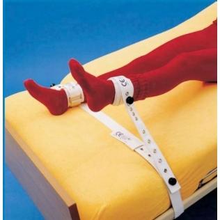 Sistema sujeción de piernas Prosafix | Color blanco