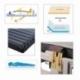 Colchón antiescaras con celdas de aire   Mod. Domus Auto   Apex - Foto 3