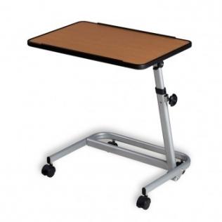 Mesa auxiliar plegable | Con frenos