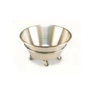 Cubo de quirófano 8 litros acero inoxidable