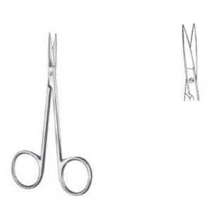 Tijeras para iridectomia recta A/A