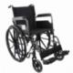 Silla de ruedas premium | Plegable | Ruedas traseras grandes extraíbles | Reposapiés y reposabrazos | S220 Sevilla | Mobiclinic - Foto 1