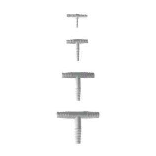 25 Conexión blanca en T