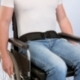 Cinturón posicionador para silla de ruedas - Foto 1