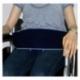 Cinturón de sujeción perineal para silla de ruedas | Cierre por presión - Foto 1