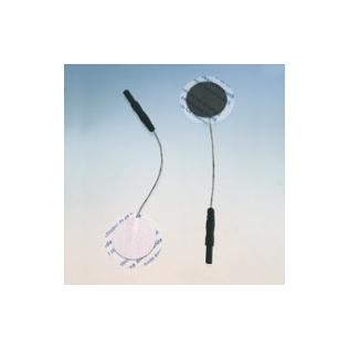 Electrodo tens pregelado con cable diám.30mm