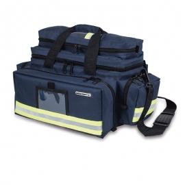 Bolsa emergencias | soporte vital | gran capacidad | azul | Elite Bags