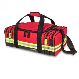 Bolsa de emergencias SVB | Resistente | Roja | EMS | Elite Bags