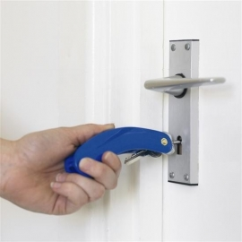 Dispositivo de giro 3 llaves | Azul | Mobiclinic