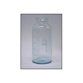 Frasco de cristal de 2.5 litros