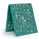 Organizador auxiliar de enfermería | Para bata o pijama | Estampados en verde | Keen's de Mobiclinic | Elite Bags - Foto 3