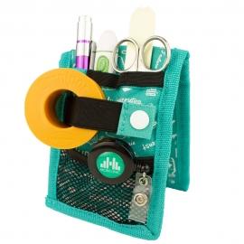 Salvabolsillos | MINIKEEN'S de Mobiclinic | Estampado verde | Elite Bags