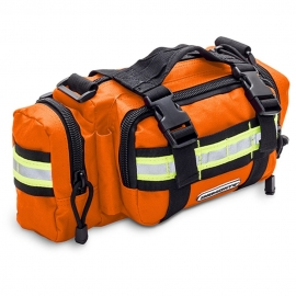 Riñonera de rescate | Botiquín primeros auxilios | Naranja | EMS | Elite Bags