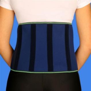 Banda abdominal de neopreno reforzada | Talla única | FJ20A | Emo