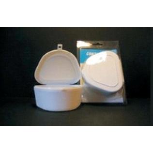 Contenedor para prótesis dentales