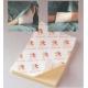 Plancha de goma espuma autoadhesiva   28,5 x 19 x 1 cm - Foto 1