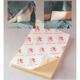 Plancha de goma espuma autoadhesiva   28,5 x 19 x 1 cm