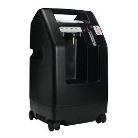 Concentrador de oxígeno de 5 litros Devilbiss | Silencioso | Seguro | Resistente