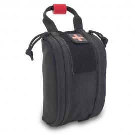 Botiquín compacto   Botiquín primeros auxilios   Sistema Molle   Negro   Compact's   Elite Bags
