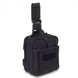 Botiquín hemostático individual   Botiquín de emergencia   Sujeción a pierna y cinturón   Negro   IFAK   Elite Bags