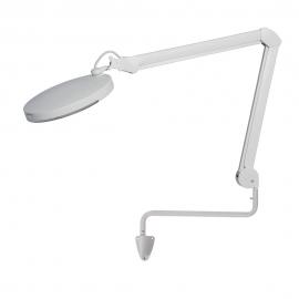 Lupa LED HF con brazo extensión