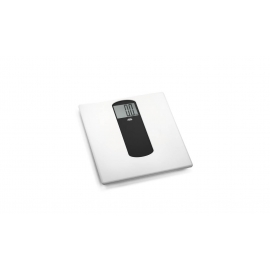 Báscula digital baño | Marco en cristal | Pantalla LCD | Hasta 180Kg | BE1303 | ADE