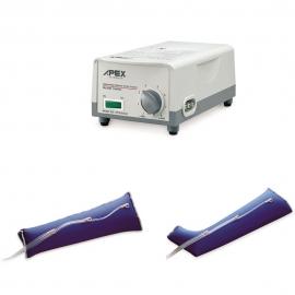 Equipo presoterapia para pierna y brazo | Drenaje linfático | Advance 1000 | APEX