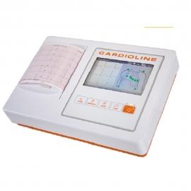 Electrocardiógrafo de 12 derivaciones ECG 100L