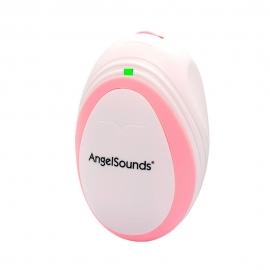 Detector fetal |Mini | Rosa | AngelSounds | Mobiclinic