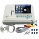 Electrocardiógrafo digital   Portátil   6 canales   Con software y pantalla   ECG   ECG600G   Mobiclinic - Foto 3