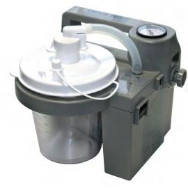Aspirador portátil | Seguro y fácil de usar | Flujo 27LPM | DeVilbiss
