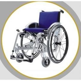 Silla de ruedas plegable   Ortopédica   Manual l Modelo Revolution R1